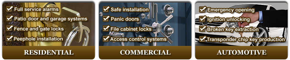 Locksmith in Edina Residential, Commercial and Automotive Services